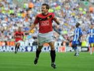 Michael Owen - Manchester United vs Wigan Athletic