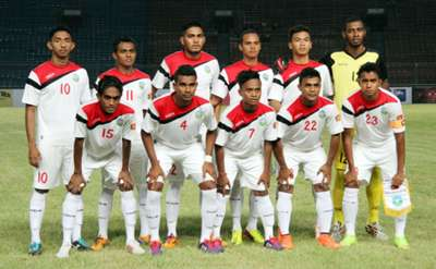 AFC U22 Timor Leste vs Indonesia