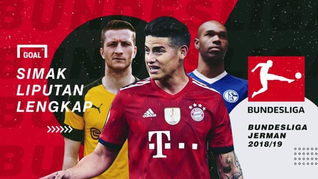 Footer Banner Bundesliga