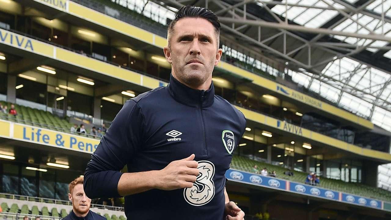 Robbie Keane Republic of Ireland 31082016