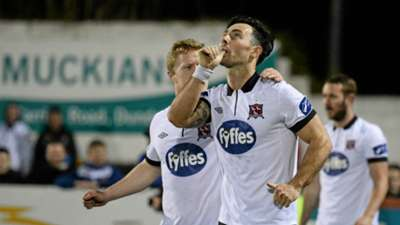 Richie Towell Dundalk 10042015