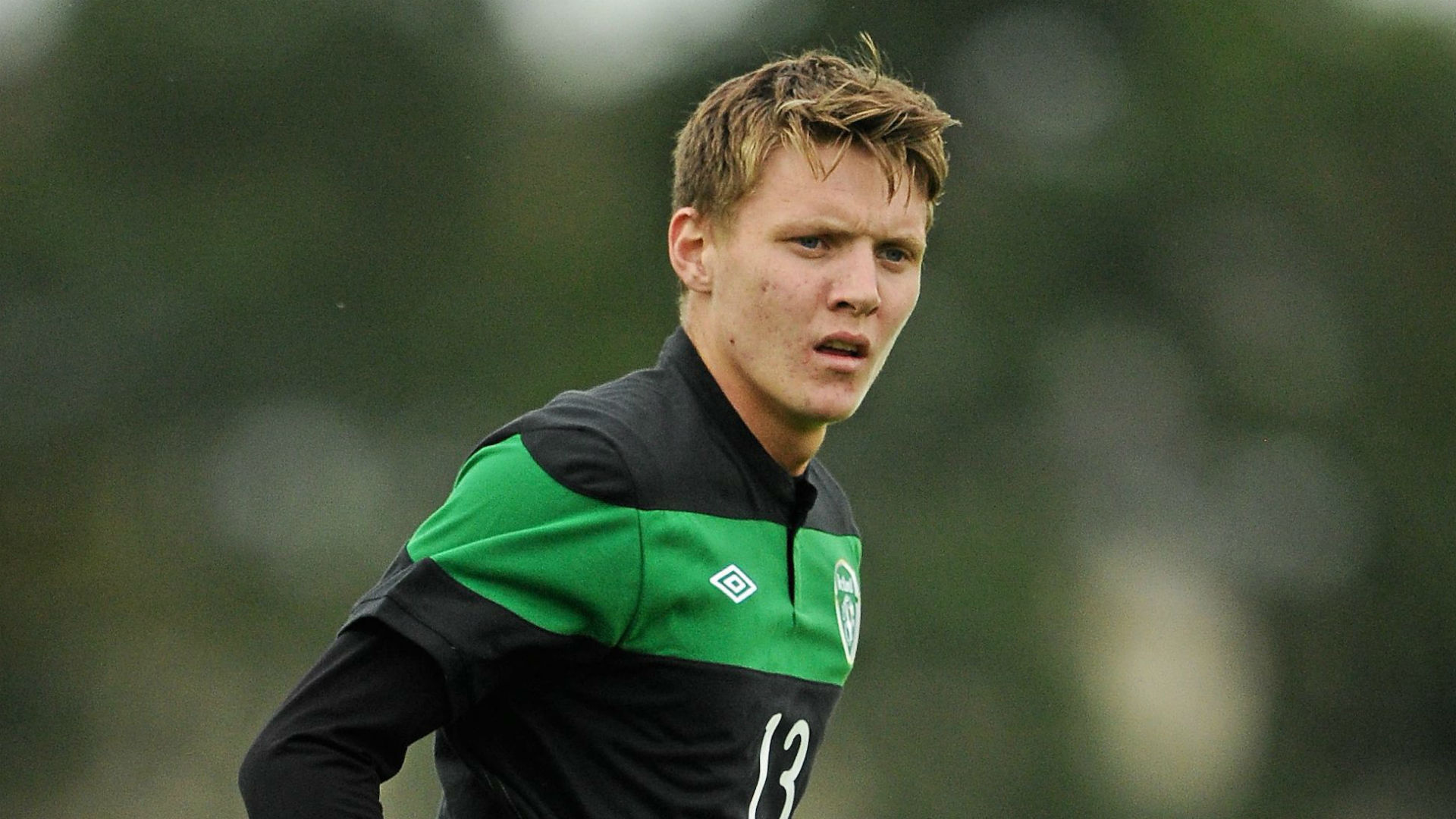Joe Mason Republic of Ireland 2011