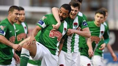 Kieran Djilali Cork City Drogheda United 17042015