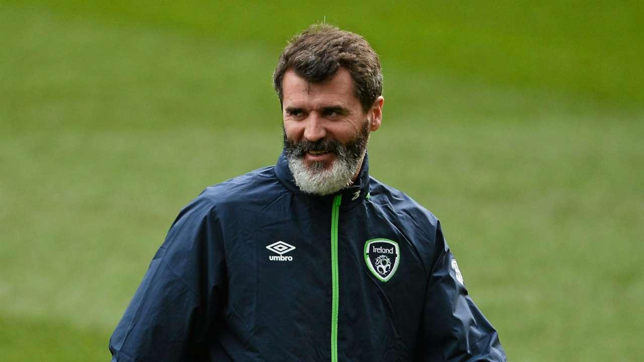 Roy Keane Republic of Ireland 24032016