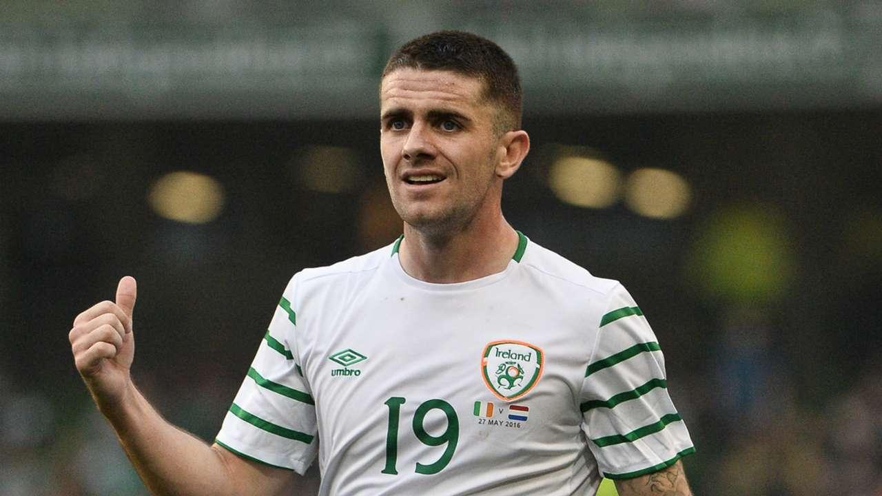 Robbie Brady Republic of Ireland 27052016