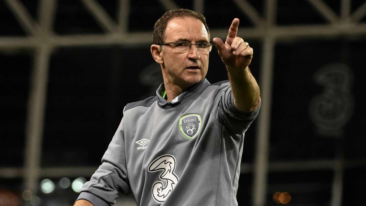Martin O'Neill Ireland 081015