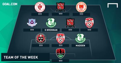 GFX PS League of Ireland TOTW 27092015