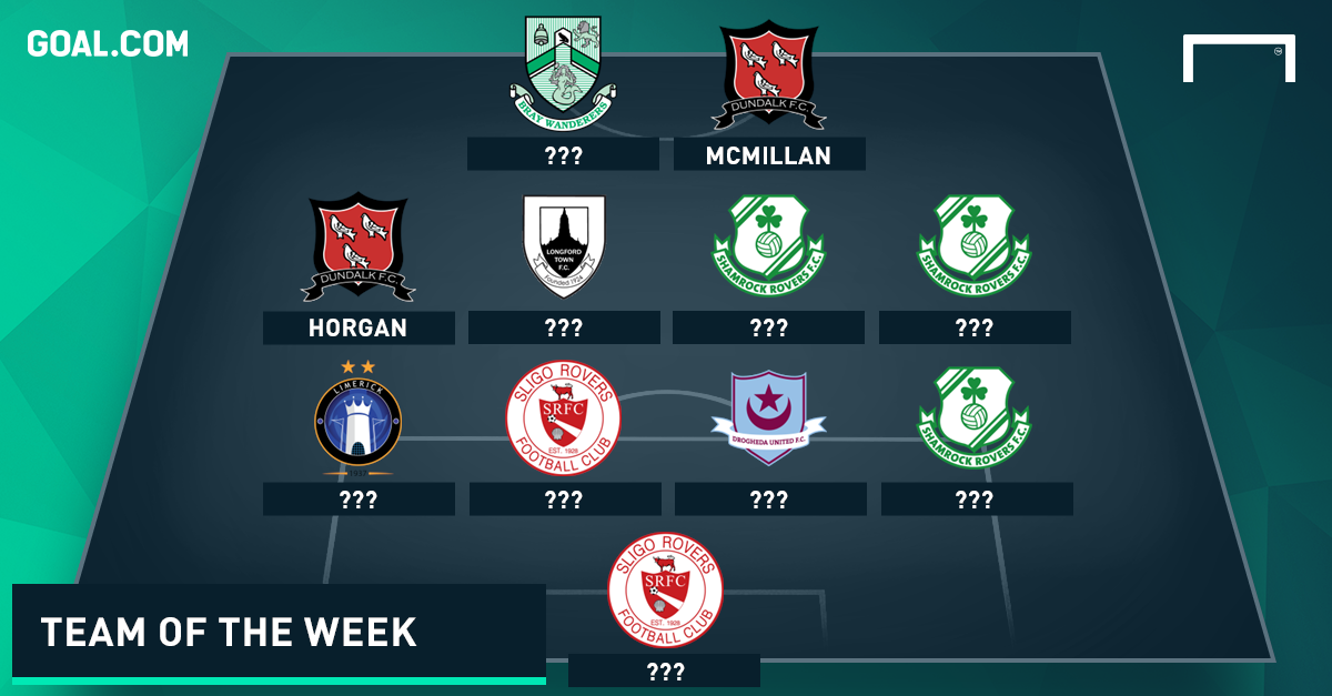 GFX PS League of Ireland Team of the Week 24082015