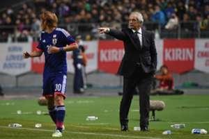 Vahid Halilhodzic,Japan national team,JPOK