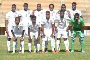 Harambee Stars squad