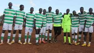 Kibera Celtic foundation.