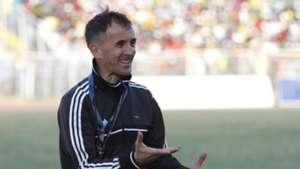 Uganda coach Micho Sredojevic in past action