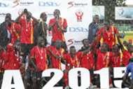 Uganda won USD30, 000; Rwanda pocketed USD20, 000 while Ethiopia bagged USD10, 000 for finishing third