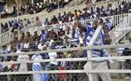 AFC Leopards fans at Nyayo Stadium