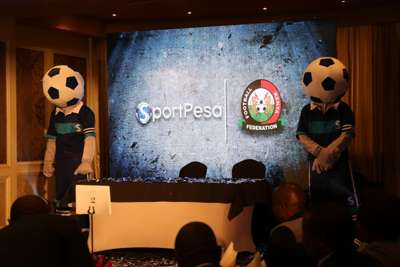 FKF and SportPesa have entered into a lucrative five year deal geared towards promoting the sport