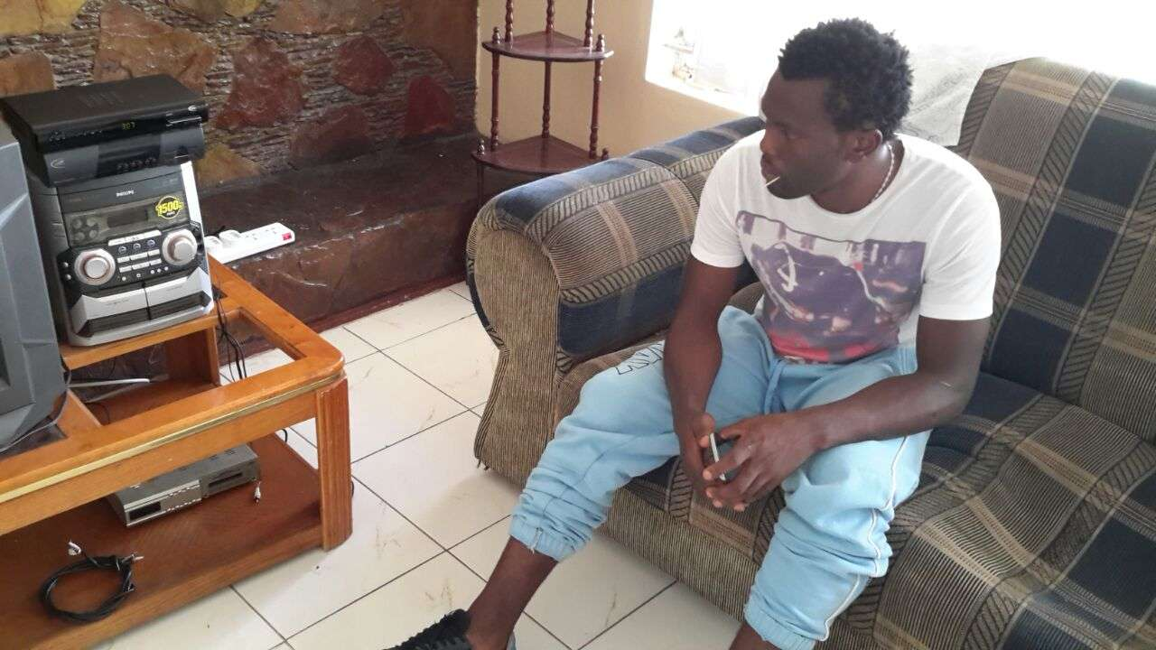 Former Gor Mahia defender David 'Calabar' Owino has finally been offered a flat since joining Zesco United