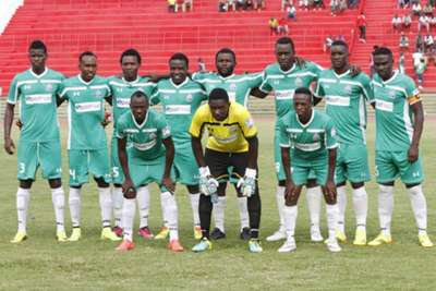Gor Mahia came into the fixture as favourites and named a strong side