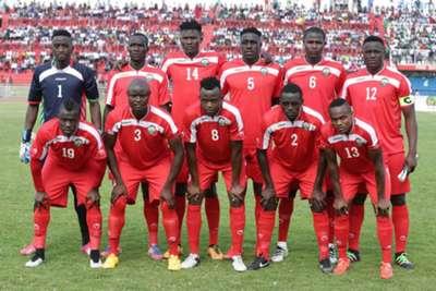 Kenya v Guinea Bissau