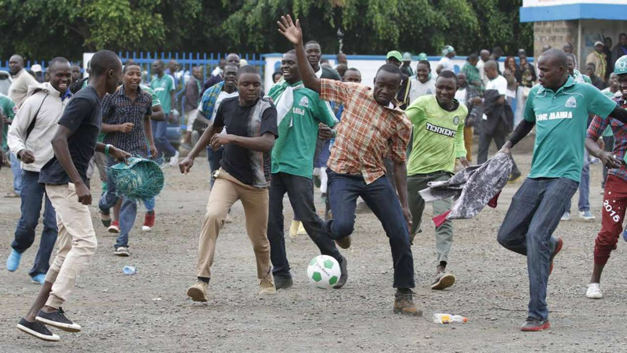 As AFC Leopards prepares to take on Gor Mahia on Sunday, Goal runs past matches in pictures.