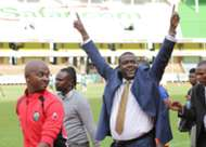 Hassan Wario was at hand to witness Harambee Starlets make history