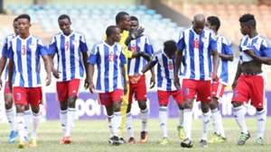 Liberia players threaten to abandon match after Paul Were had scored for Harambee Stars