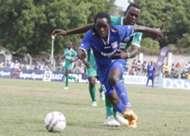 Bandari signed former Gor Mahia striker Dan Sserunkuma