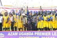 KCCA crowned Uganda Premier League champions