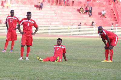 Kenya are now virtually out of qualifying for the Afcon final to be held in Gabon