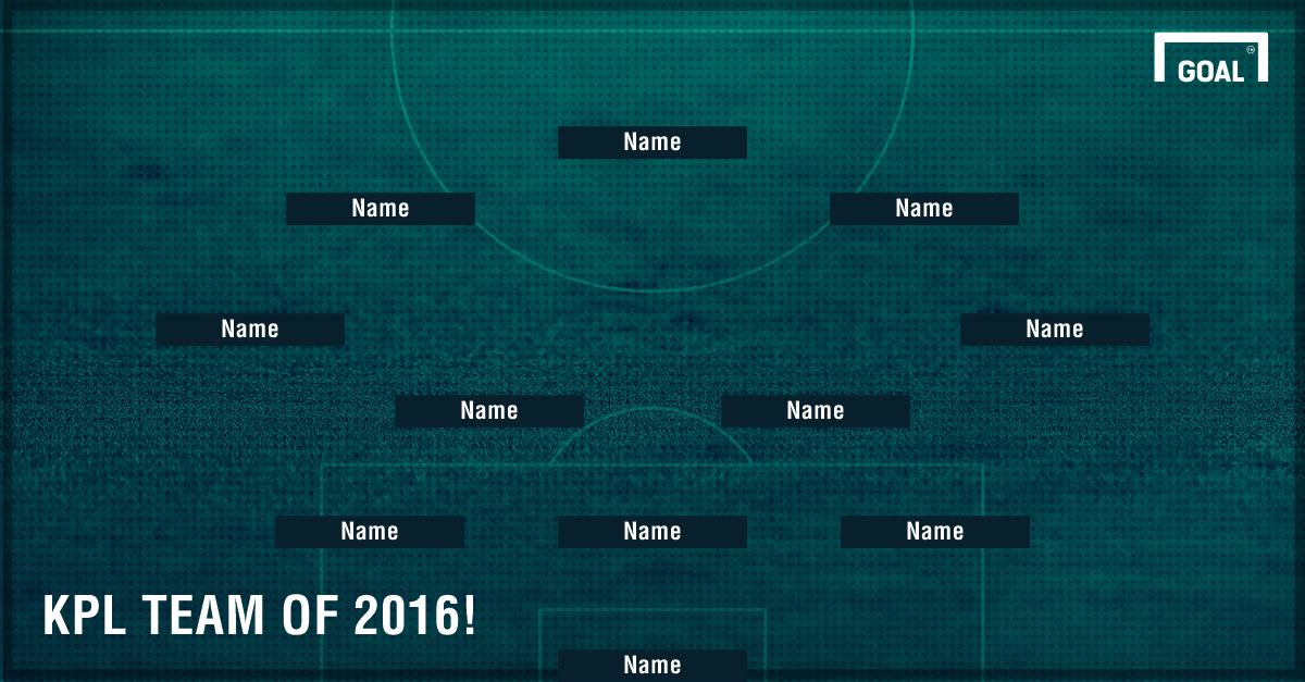 KPL 2016 team