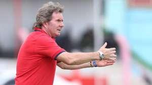 AFC Leopards coach Stewart Hall