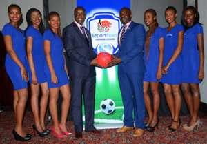 KPL CEO Jack Oguda during the unveiling of SportPesa sponsorship