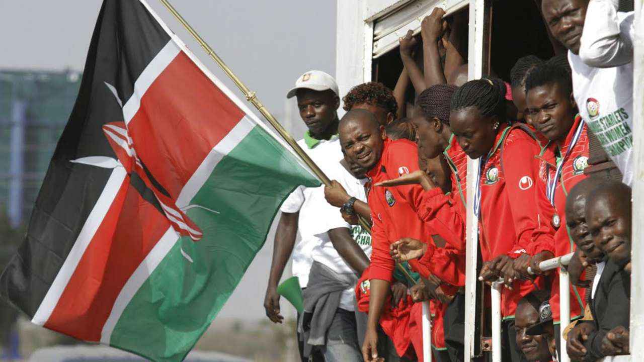 Harambee Starlets have arrived safely from Uganda where they took part in Cecafa tournament