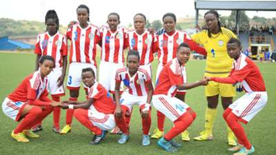 Burundi named unchanged squad to face Harambee Starlets