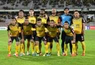 Perak's starting lineup against PKNS 19/7/2016