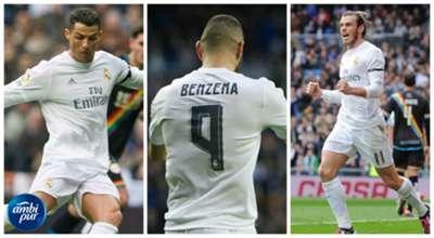 Ambi Pur Best XI - La Liga Week 16
