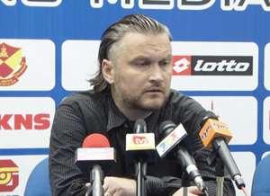 Kelantan head coach Velizar Popov 2016