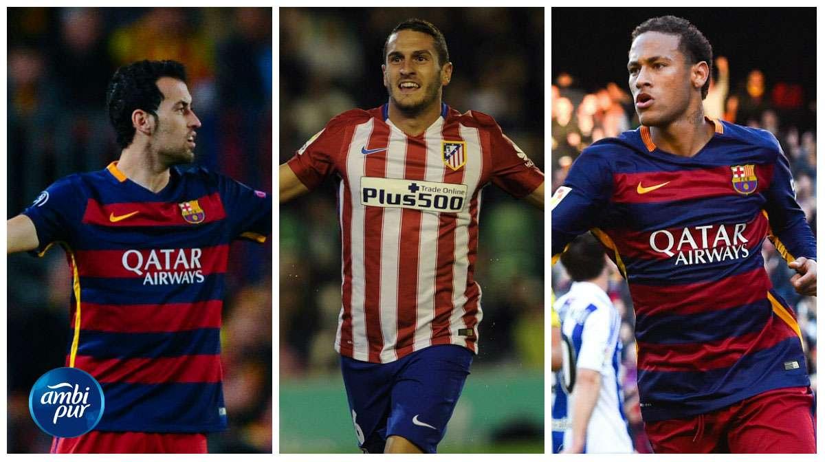 Ambi Pur Best XI - La Liga Week 13