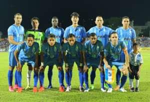Pulau Pinang's starting lineup against Kelantan 16/8/2016