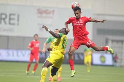 "Unhappy with the 1-1 draw at Jalan Besar Stadium, LionsXII head coach Fandi Ahmad called Kedah ""the better team"""