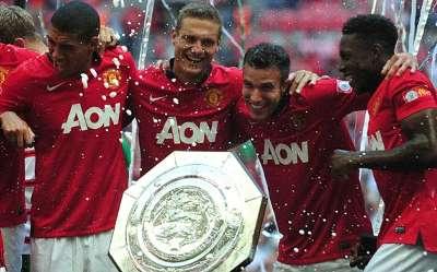 Manchester United Community Shield 2013