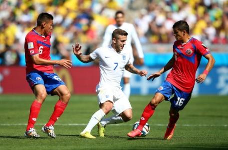 England Costa Rica