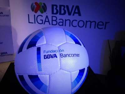 Balón Liga Bancomer MX