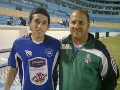 Héctor Herrera Tampico