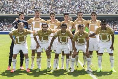 Pumas vs Chivas 20042014