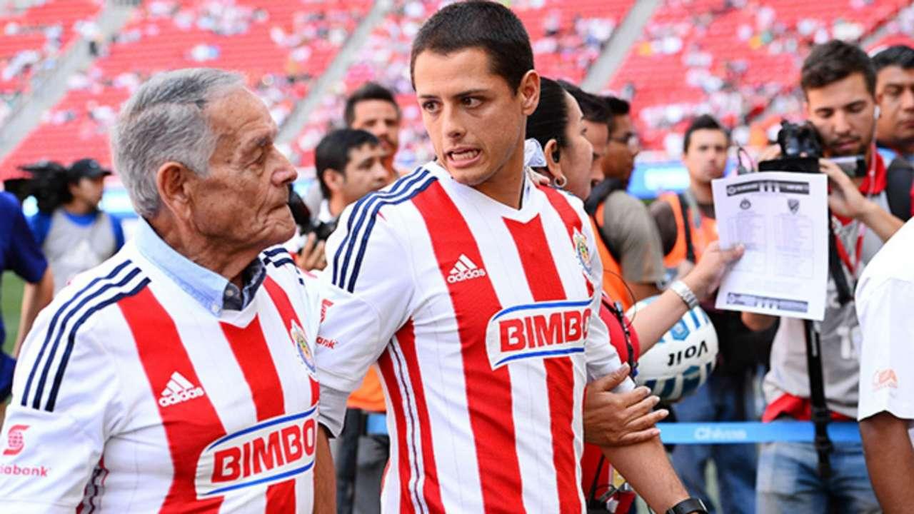 Tomás Balcazar Guadalajara Chivas Canteranos