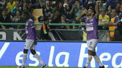Leon vs Jaguares 27022016 Liga Mx Silvio Romero