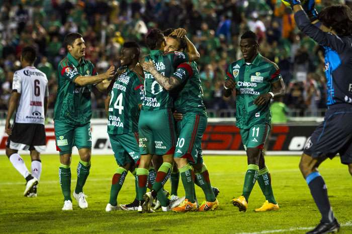 Chiapas vs Atlas 24012015 Liga Mx