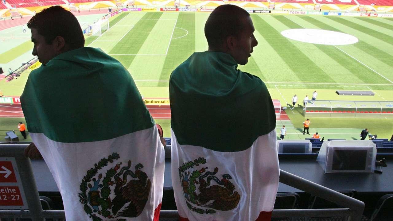Aficionados mexicanos