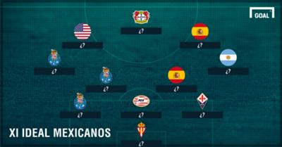 Xi Ideal mexicanos en el mundo