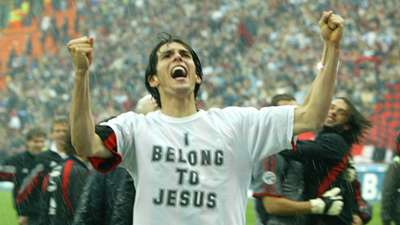 Kaka 2004 AC Milan